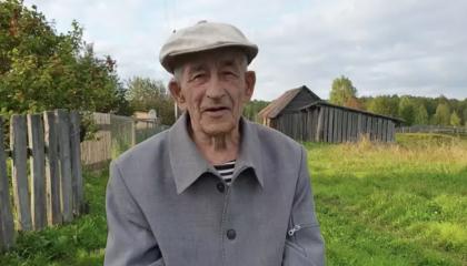 Аппаз Гурджиев – единственный крымский татарин в своём посёлке