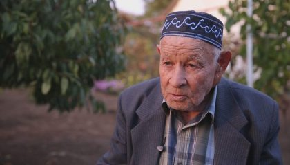Абдурешит Абдурахманов помнит все ужасы депортации
