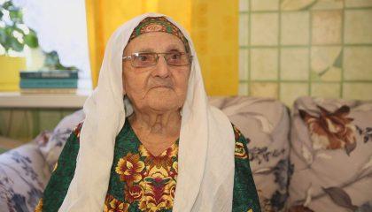 92-летняя Эдие Арифджан не забыла боль и страх своей молодости