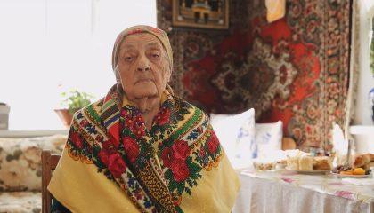 Гульшерфе Абдуллаева отмечает своё 100-летие