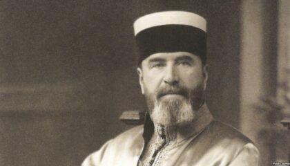 Серая Шапшал - патриарх караимов, доказавший их тюркское происхождение