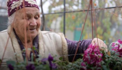 Целебный воздух Крыма, родные леса и горы вернули Эдае Байралиеву к жизни