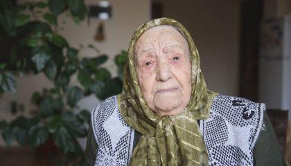 Шасне Билялова: «Мы прятались от немцев в пещерах Черкез-Кермана, про них знали только крымские татары»