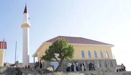 Мечеть в селе Токлук (Богатовка) возродилась, как Феникс из пепла