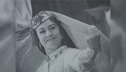 От ее танца захватывает дух. Сегодня – день рождения Селиме Челебиевой
