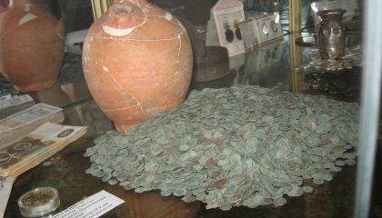 Самый большой крымский клад нашли в 2007 году