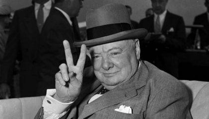 Уинстон Черчилль отдыхал в Акмесджите (Симферополе)