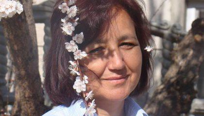 Зера Бекирова  - главный редактор главной крымскотатарской газеты