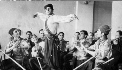 Шевкет Мамутов – душа крымскотатарского танца