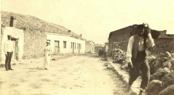 Улица в Кезлеве