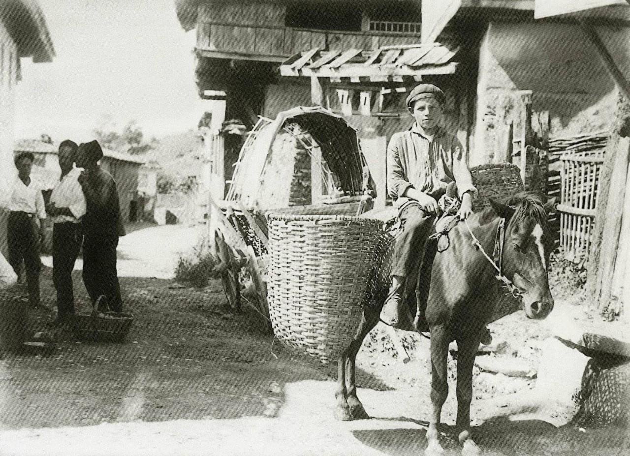 Еще одно фото, сделанное в Бахчисарае в 1920-е годы