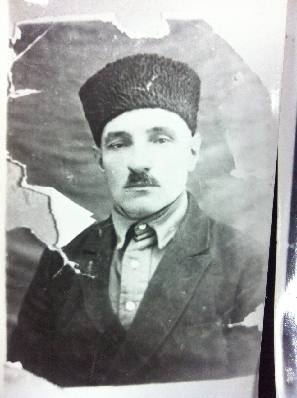 Житель Байдар по имени Люман