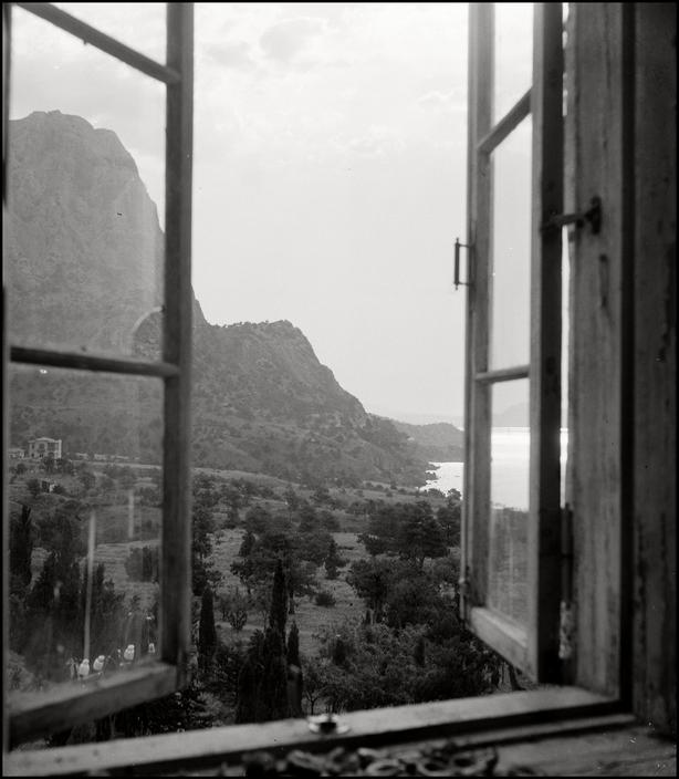 UKRAINE. Crimea. 1943. Costal Landscape Blacksea. L-UK-SUD-008