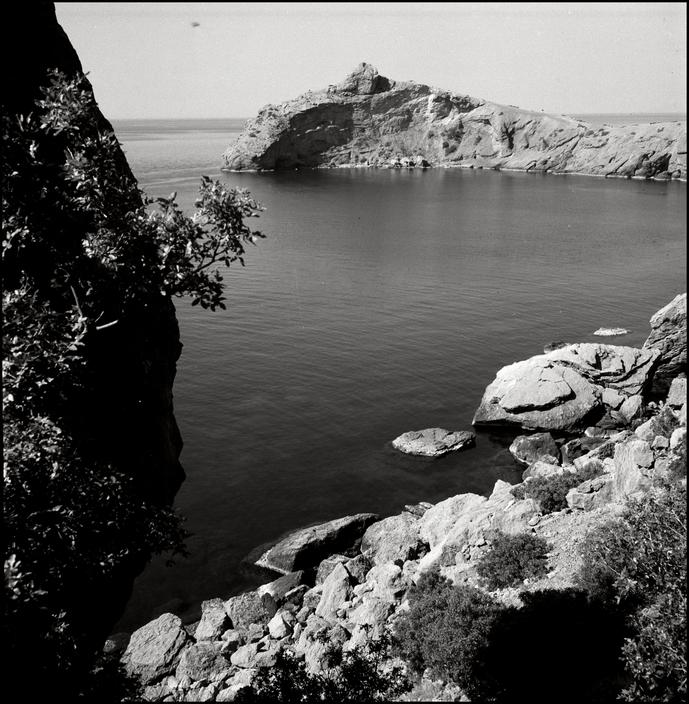 UKRAINE. Crimea. 1943. Costal Landscape Blacksea. L-UK-SUD-006