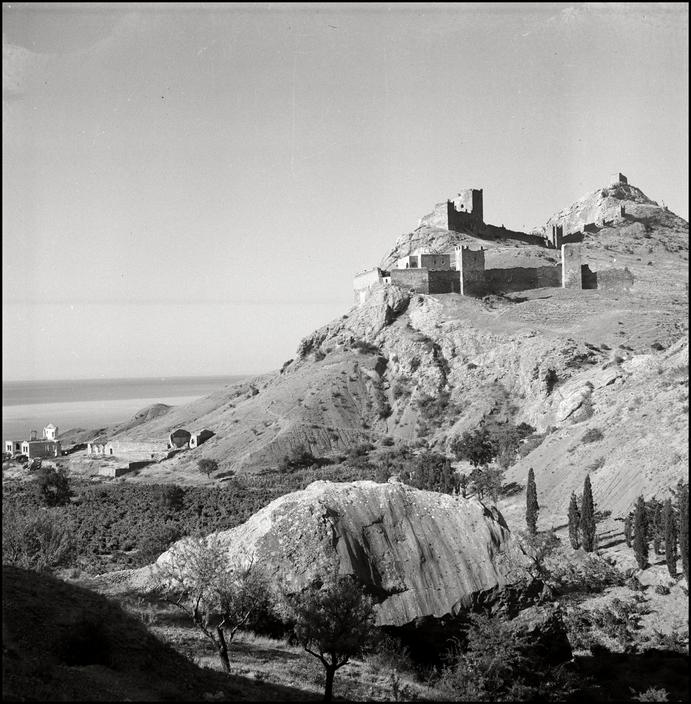UKRAINE. Crimea. 1943. Fort Sudak. L-UK-SUD-010