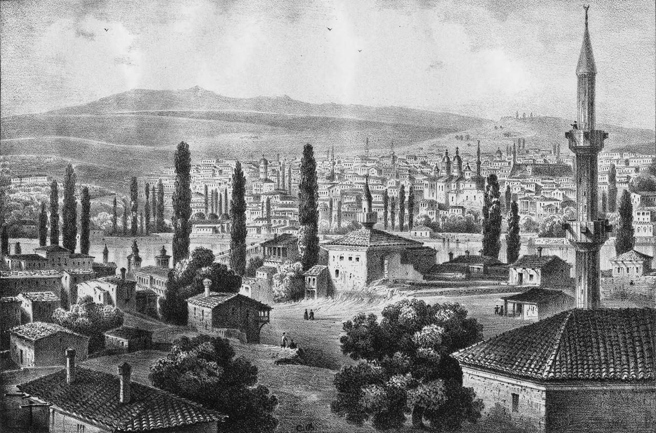 Карло Боссоли. Карасубазар. 1842 год