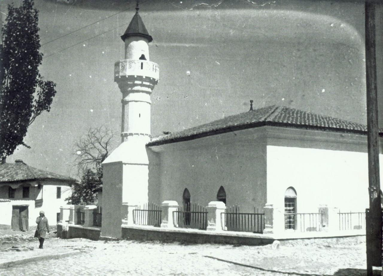 Мечеть в Крыму