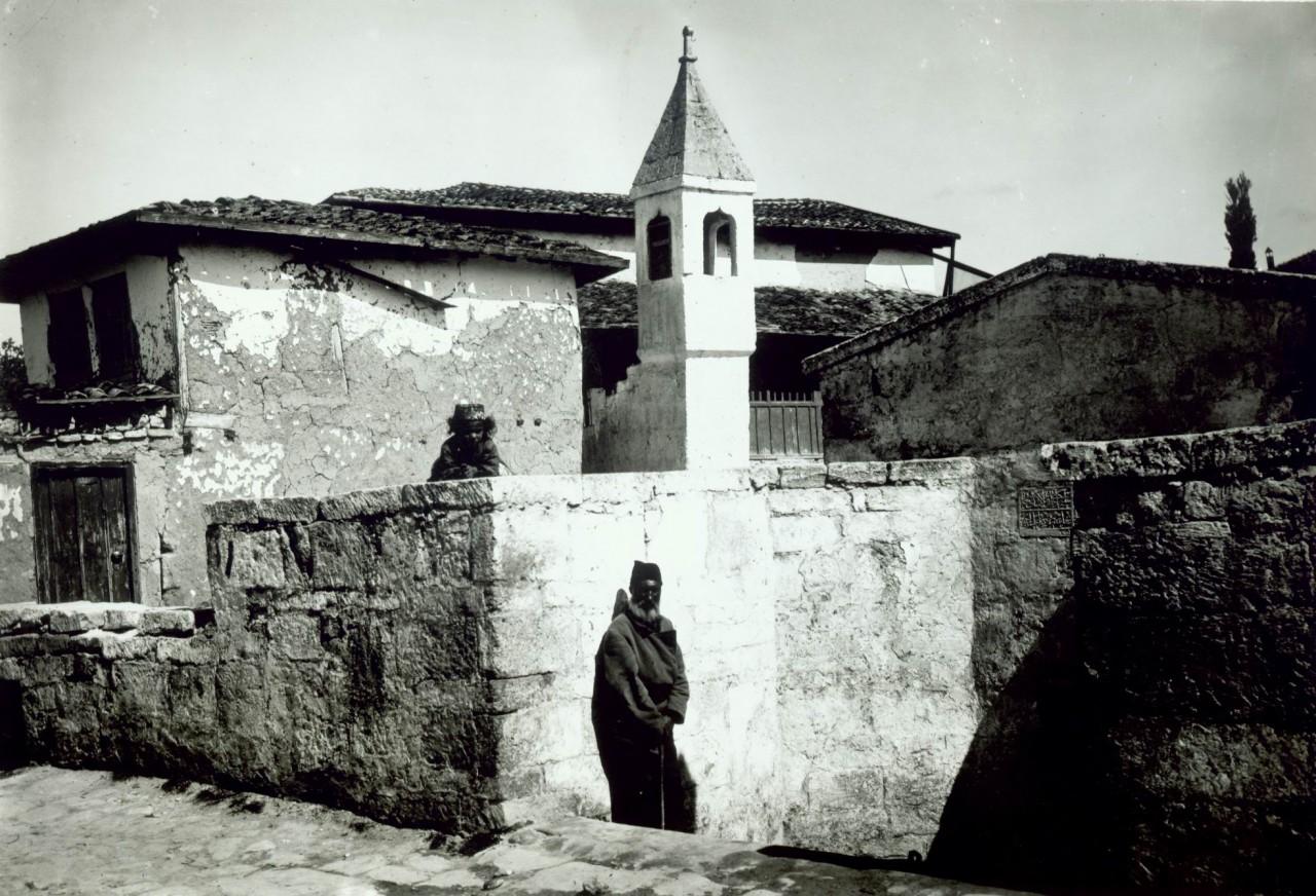 Сельская мечеть в Крыму