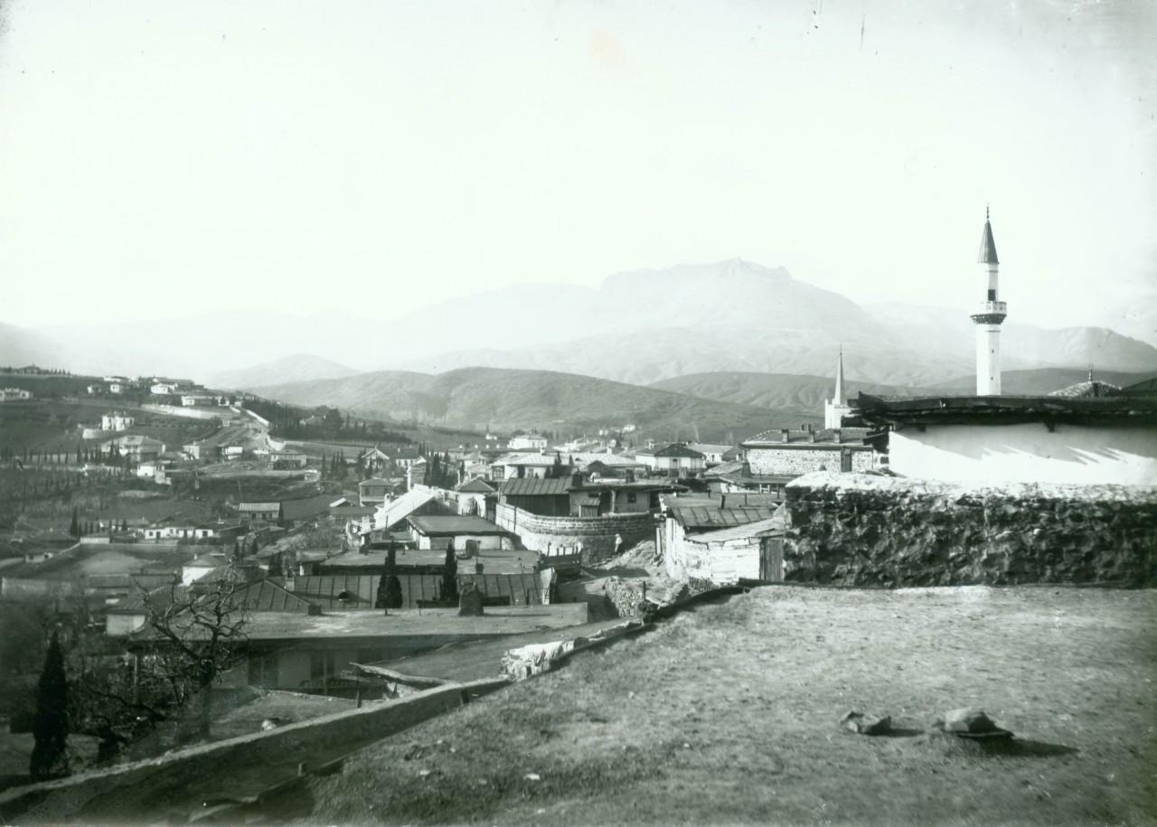 Мечеть в крымской деревне
