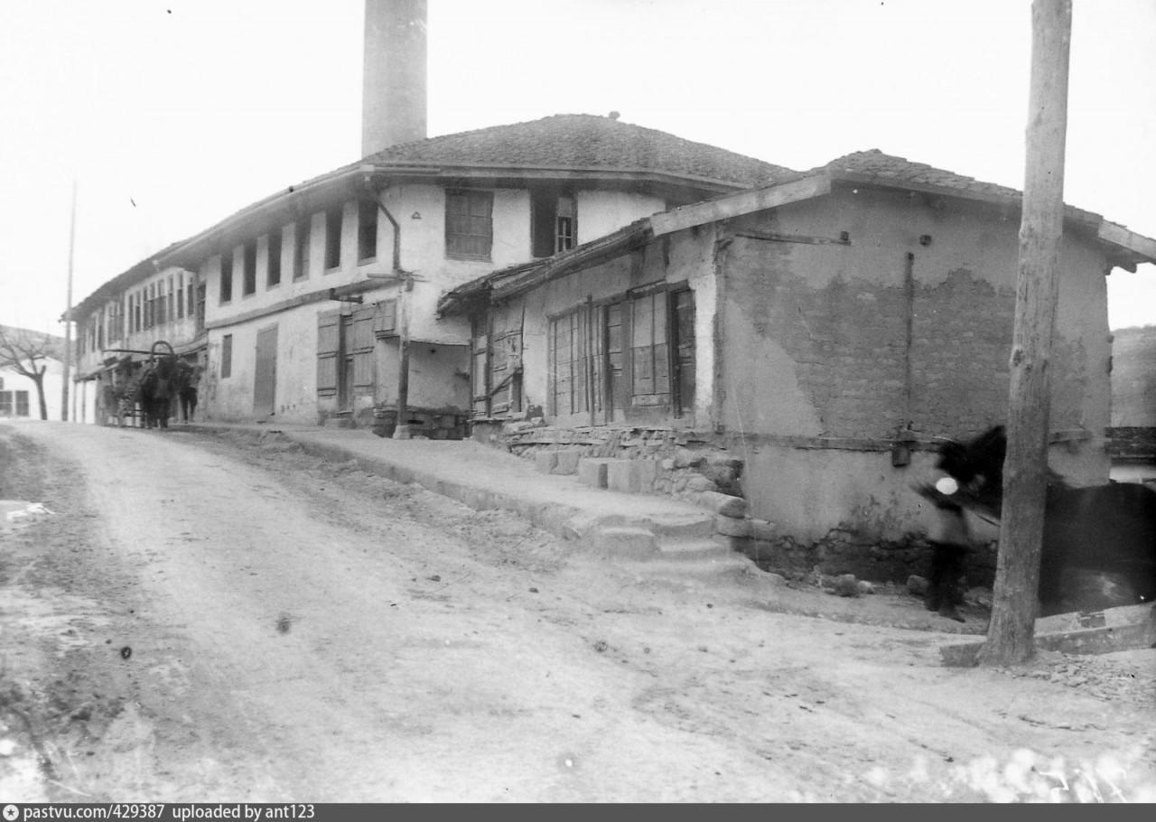 Мечеть в Бахчисарае. 1927-1930 гг