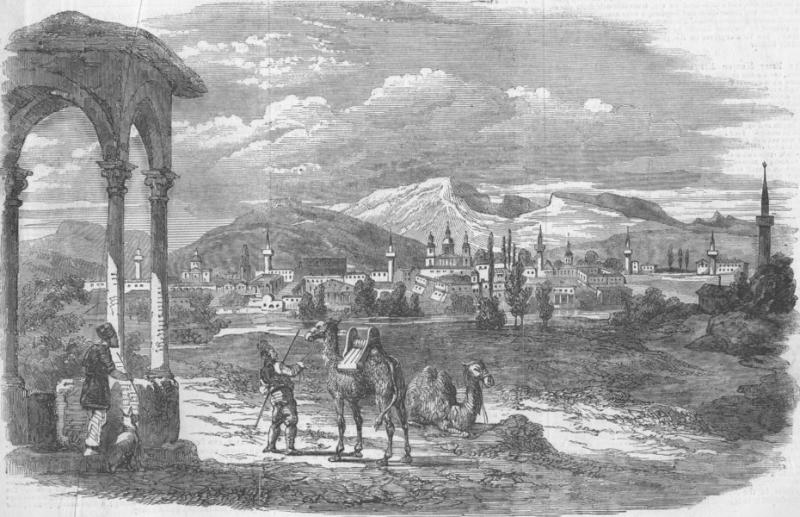 Карасубазар в первой половине XIX века