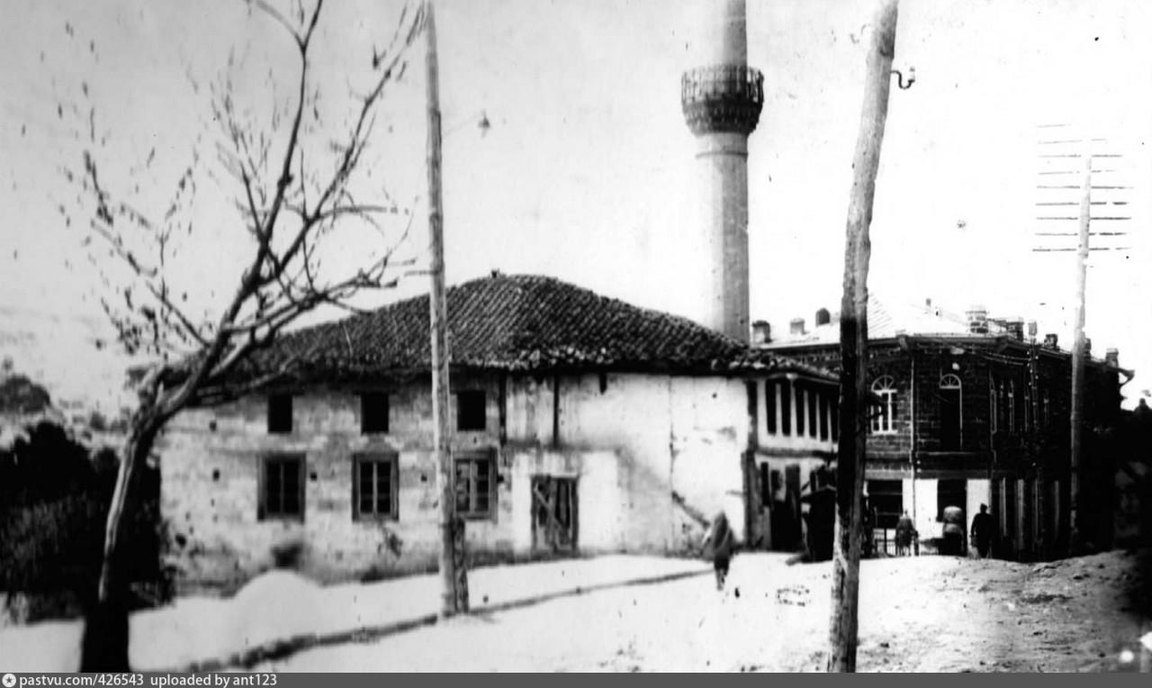 Мечеть в Бахчисарае. 1915-1930 гг