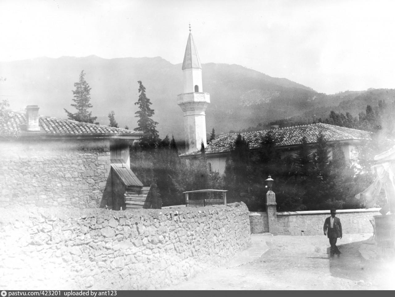 Мечеть в Дерекое. 1910-1915 гг