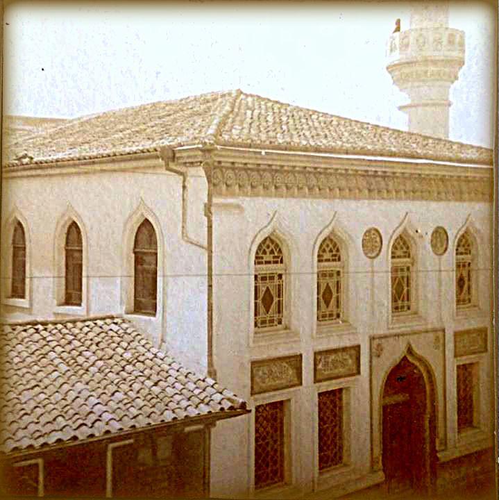 Мечеть Орта Джами в Бахчисарае
