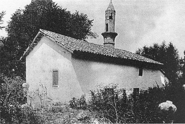 Старинная мечеть в деревне Улаклы