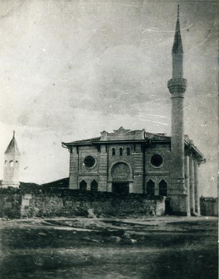 Мечеть дервишей в Крыму