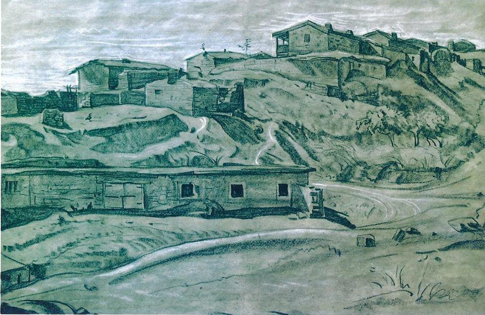 bogaevskij-kf-872-1943gderevnya-kozy-tatarskie-postrojki-1920-gody
