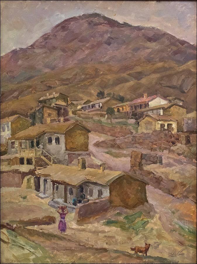 osmerkin-aleksandr-aleksandrovich-krym-kozy-1939-holst-maslo