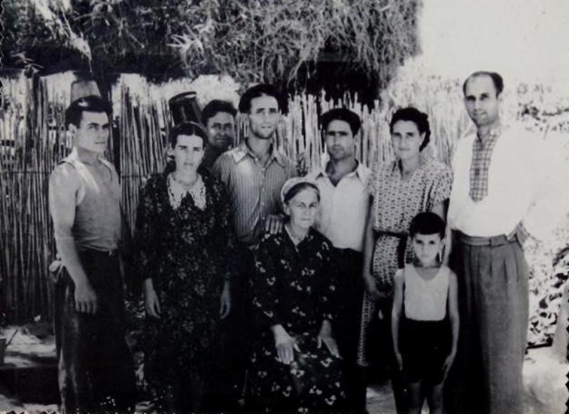 Уроженцы с. Къоз. Из архива семьи Вааповых