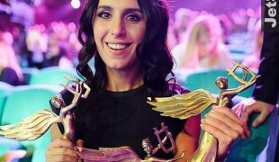 Джамала получила сразу три награды музыкальной премии YUNA